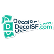 CUSTOM SHAPE PRINT DECALS | DecalSF.com