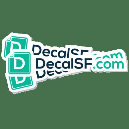 CUSTOM SHAPE PRINT DECALS   DecalSF.com