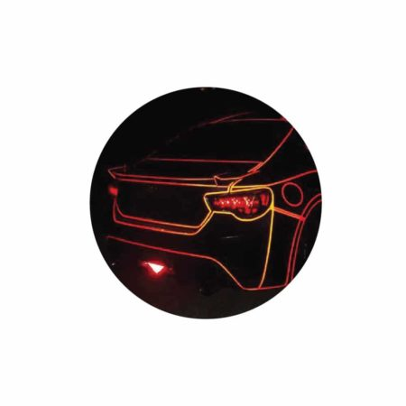 REFLECTIVE LIGHT VINYL | DecalSF.com