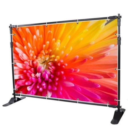 BACKDROP BANNER STAND | DecalSF.com