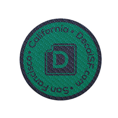 EMBROIDERED PATCHES WITH 100% COVERAGE | DecalSF.com
