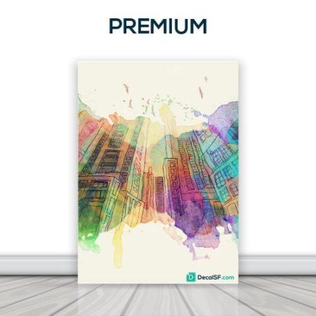 COTTON CANVAS / PREMIUM   DecalSF.com