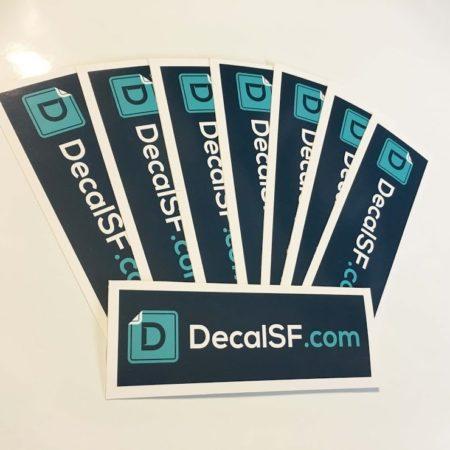 RECTANGLE DECALS | DecalSF.com