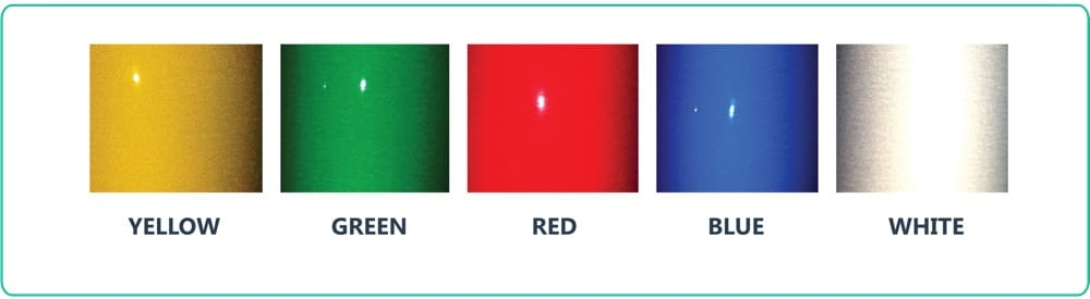 Vinyl Color Chart: reflective vinyl | DecalSF.com