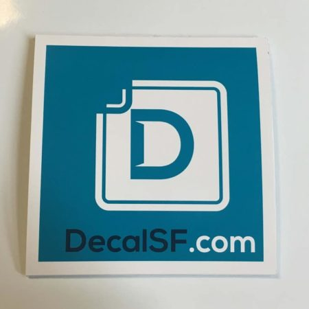 SQUARE DECALS | DecalSF.com